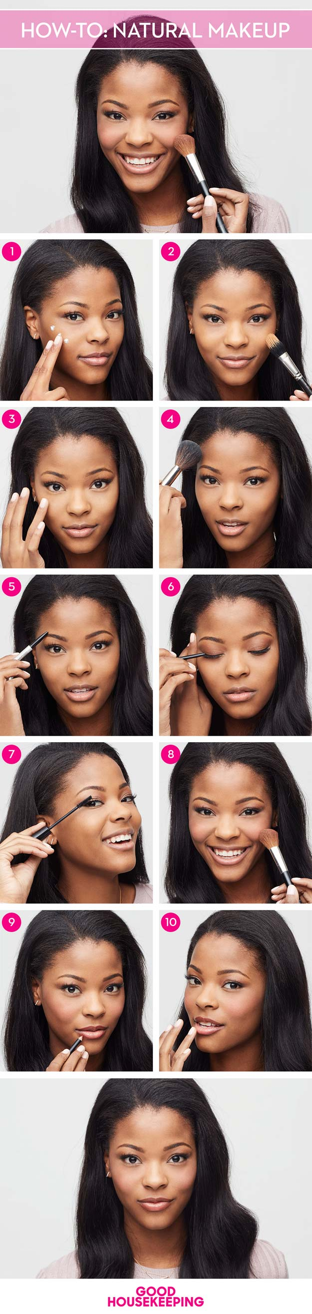 Best Makeup Tutorials for Teens -How to Master the All-Natural Look - Easy Makeup Ideas for Beginners - Step by Step Tutorials for Foundation, Eye Shadow, Lipstick, Cheeks, Contour, Eyebrows and Eyes - Awesome Makeup Hacks and Tips for Simple DIY Beauty - Day and Evening Looks http://diyprojectsforteens.com/makeup-tutorials-teens