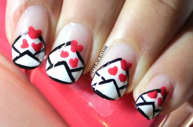 21-valentines-day-love-letter-nail-art