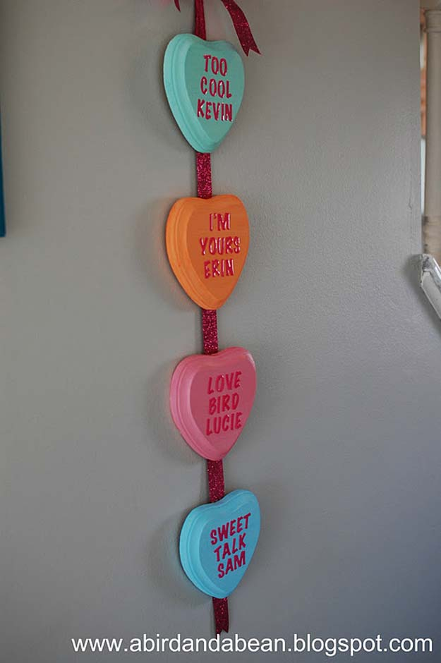 diy cute craft ideas for valentines day 38 easy decor ideas 8055
