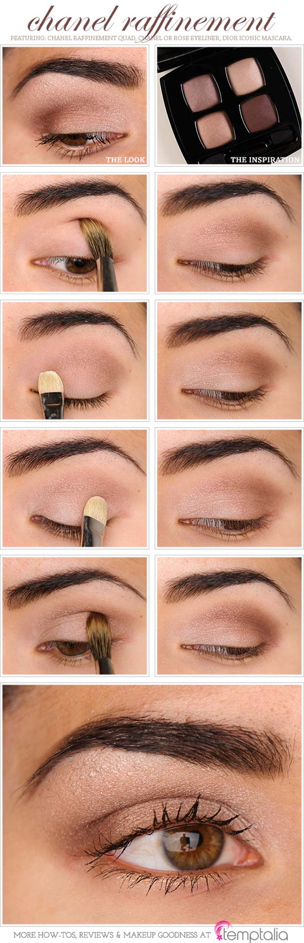 Best Eyeshadow Tutorials - Channel Refinement - Easy Step by Step How To For Eye Shadow - Cool Makeup Tricks and Eye Makeup Tutorial With Instructions - Quick Ways to Do Smoky Eye, Natural Makeup, Looks for Day and Evening, Brown and Blue Eyes - Cool Ideas for Beginners and Teens http://diyprojectsforteens.com/best-eyeshadow-tutorials