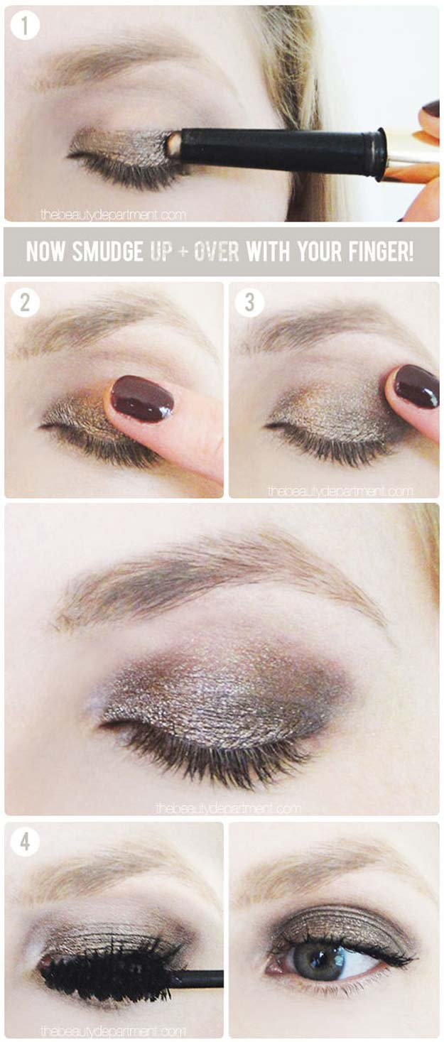 25 Best Eyeshadow Tutorials Ever Created Diy Projects