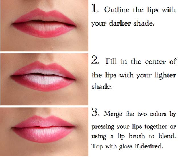 22 Easy Step By Step Makeup Tutorials For Teens images