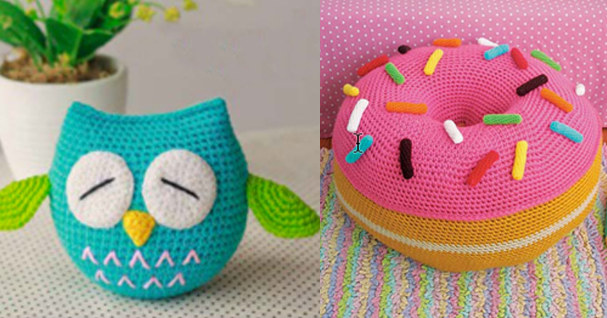 45 Fun and Easy Crochet Projects - DIY Projects for Teens