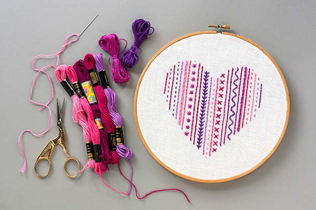 Cool Embroidery Projects For Teens