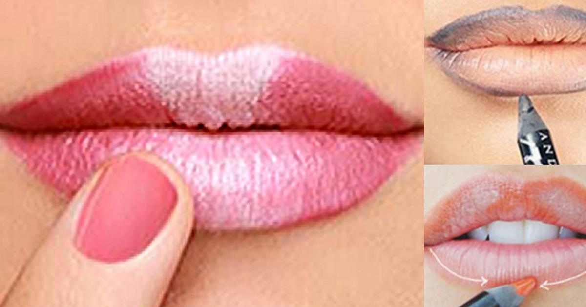 Tips for a quick everyday makeup routine and perfect lipstick tutorials