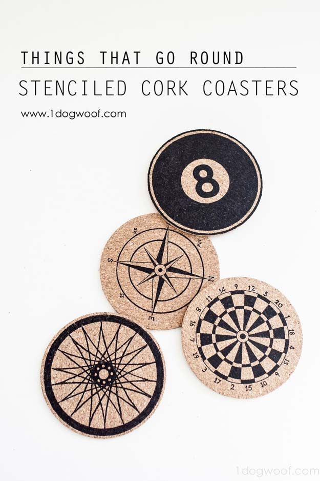 43-Stenciled-Cork-Coasters