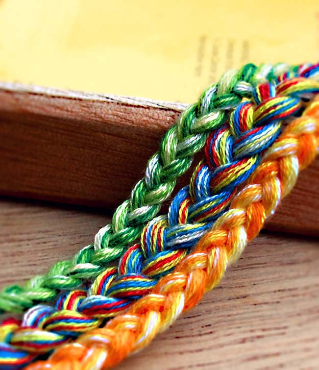 DIY Bracelets - Re-Vamp Your Friendship Bracelets - Cool Jewelry Making Tutorials for Making Bracelets at Home - Handmade Bracelet Crafts and Easy DIY Gift for Teens, Girls and Women - With String, Wire, Leather, Beaded, Bangle, Braided, Boho, Modern and Friendship - Cheap and Quick Homemade Jewelry Ideas