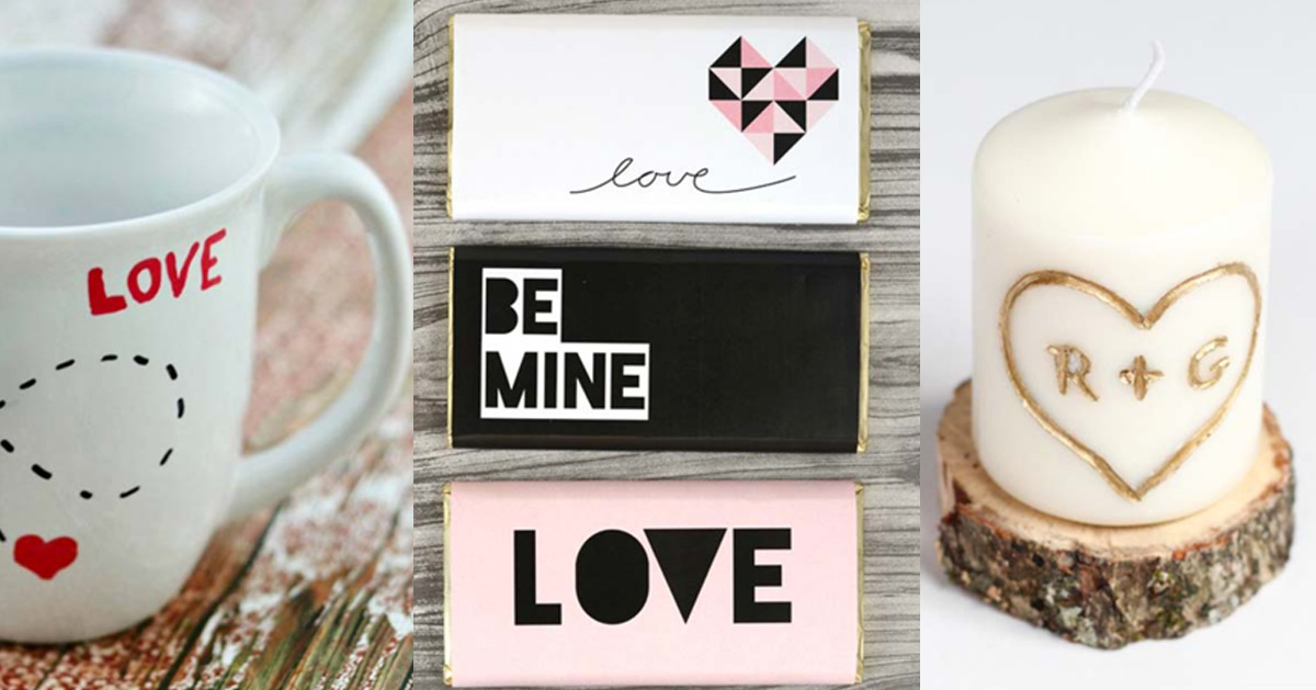 39 Cool DIY Valentine Gifts