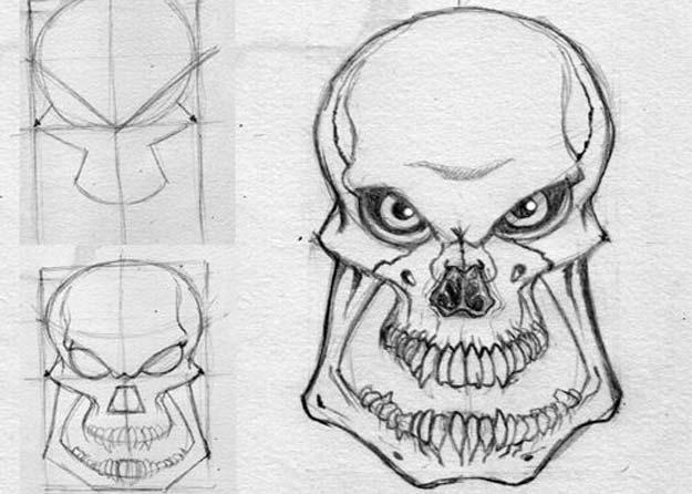 Cool Drawings Sketch Easy Drawing Ideas
