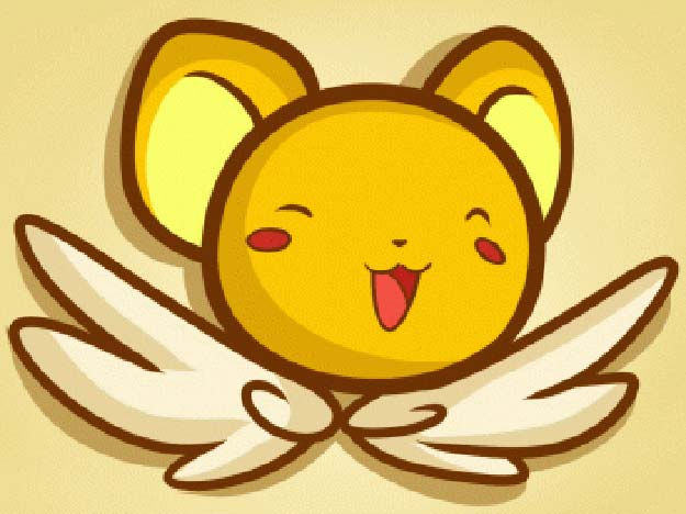 Cool Drawing Tutorials - How To Draw Kero Chan Cardcaptor Sakura - Learn How To Draw Animals, Easy People, Step by Step Drawing and Tutorial With Instructions - Creative Arts and Crafts Ideas for Teens - Shapes, Shading, Buildings, School Art Projects, Drawing for Beginners and Teenagers, Kids http://diyprojectsforteens.com/cool-drawing-tutorials