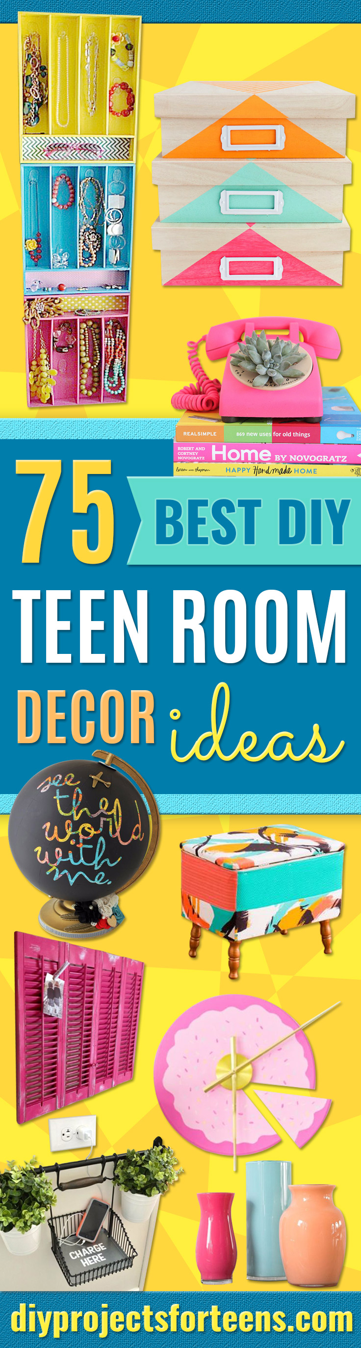 Cheap teen room decor room decor for teens teen girls for Cheap teen room decor
