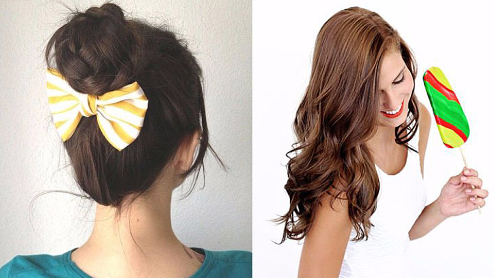 Cool Hair Tutorials for Summer - Easy Hairstyles and Creative Looks ...