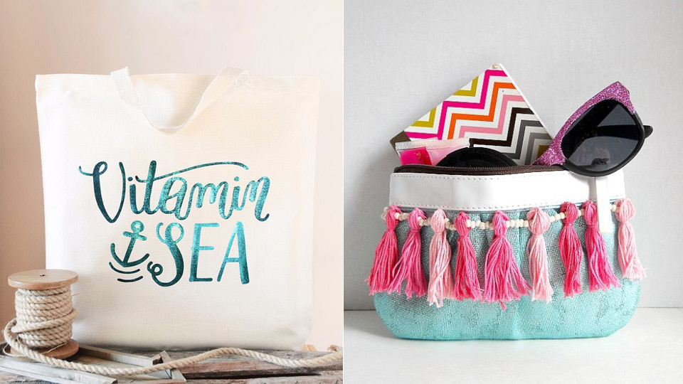 DIY Bags for Summer - Easy Ideas to Make for Beach and Pool - Quick ...