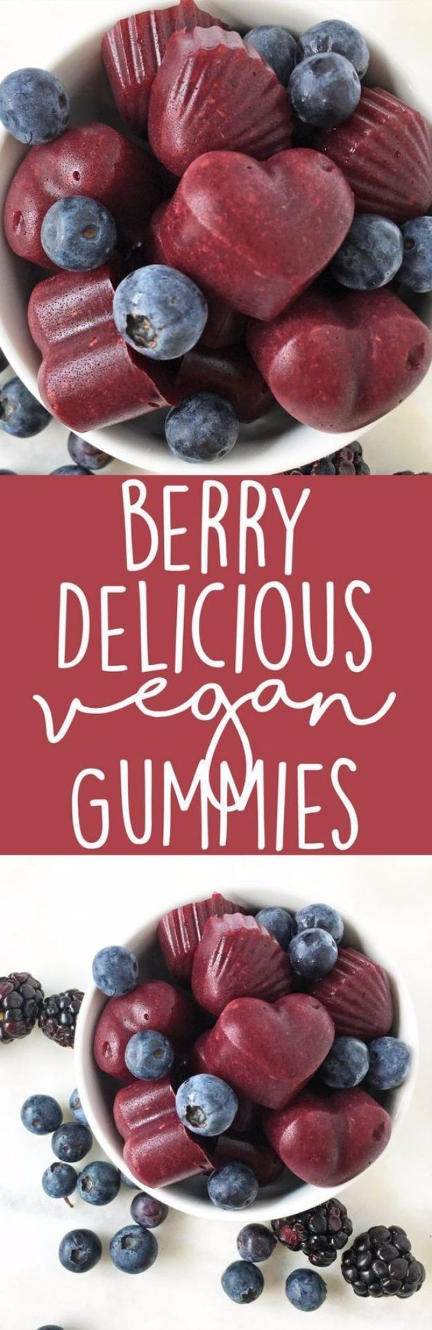 Easy Desserts for Teens to Make at Home - Berry Delicious Vegan Gummies - Cool Dessert Recipes That Are Simple and Quick Enough For Teens, Teenagers and Older Kids - Best Dorm Snacks and Ideas - Microwave, No Bake, 3 Ingredient, Chocolate, Mug Cakes and More http://diyjoy.com/desserts-teens-to-make-at-home
