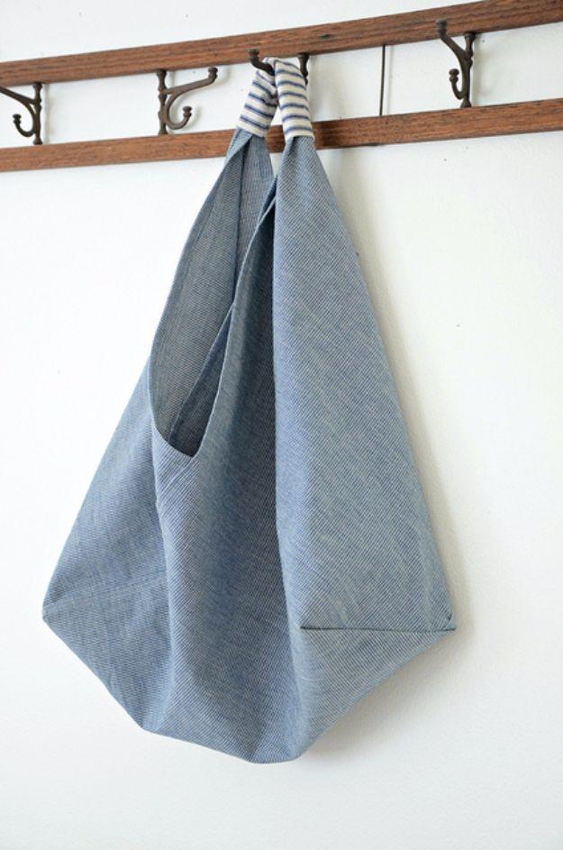 How to Make a Bandanna Bag