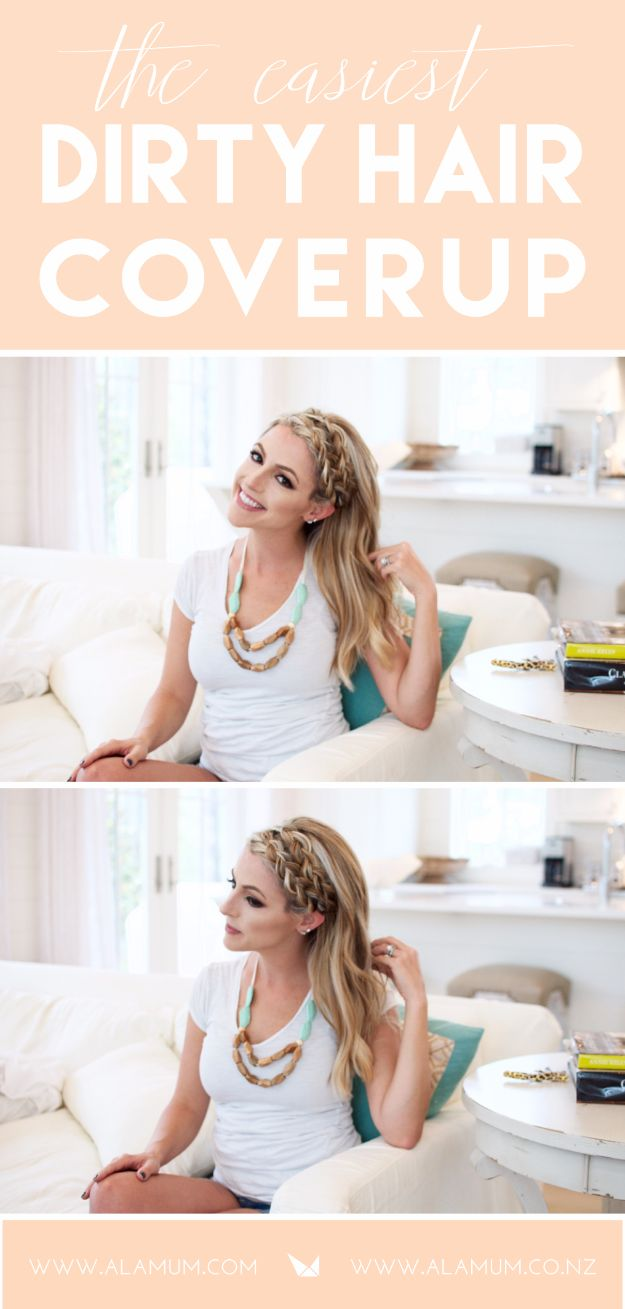 Cool Hair Tutorials for Summer - The Double Dutch Braid - Easy Hairstyles and Creative Looks for Hair - Beachy Waves, Hair Styles for Short Hair, Medium Length and Long Hair - Ponytails, Updo Ideas and Quick Last Minute Hairstyle for Teens, Teenagers and Women http://diyprojectsforteens.com/cool-hairstyles-summer