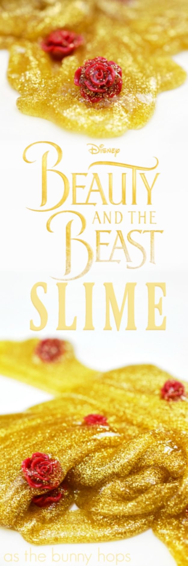 Best DIY Slime Recipes - Beauty And The Beast Slime- Cool and Easy Slime Recipe and Tutorials - Ideas Without Glue, Without Borax, For Kids, With Liquid Starch, Cornstarch and Laundry Detergent - How to Make Slime at Home - Fun Crafts and DIY Projects for Teens, Kids, Teenagers and Teens - Galaxy and Glitter Slime, Edible Slime, Rainbow Colored Slime, Shaving Cream recipes and more fun crafts and slimes #slimerecipes #slime #diyslime #teencrafts