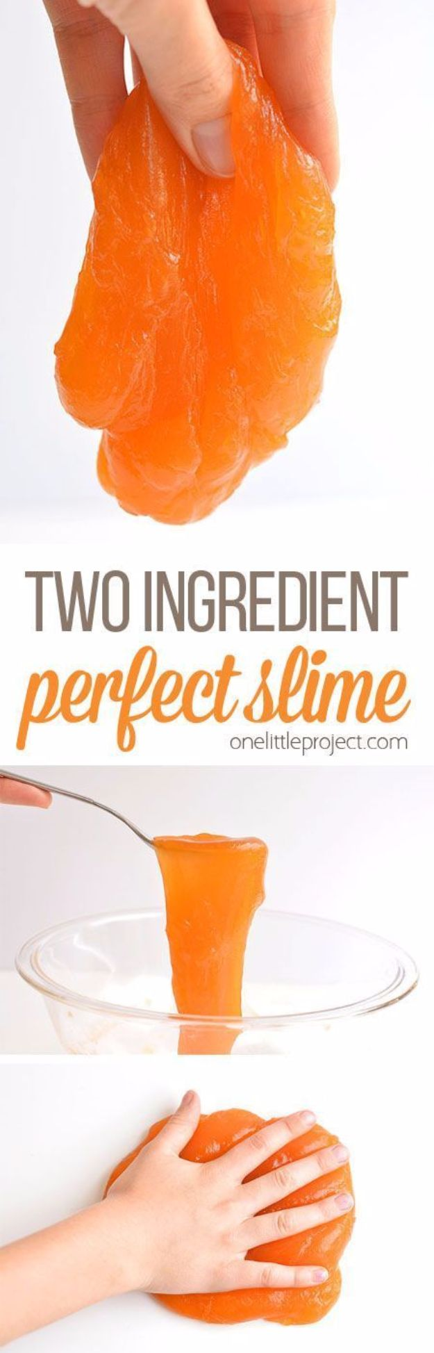 Best DIY Slime Recipes - Two Ingredient Perfect Slime - Cool and Easy Slime Recipe and Tutorials - Ideas Without Glue, Without Borax, For Kids, With Liquid Starch, Cornstarch and Laundry Detergent - How to Make Slime at Home - Fun Crafts and DIY Projects for Teens, Kids, Teenagers and Teens - Galaxy and Glitter Slime, Edible Slime, Rainbow Colored Slime, Shaving Cream recipes and more fun crafts and slimes http://diyprojectsforteens.com/diy-slime-recipe-ideas
