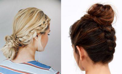 Easy Braids With Tutorials - Cute Braiding Tutorials for Teens, Girls and Women - Easy Step by Step Braid Ideas - Quick Hairstyles for School - Creative Braids for Teenagers - Tutorial and Instructions for Hair Braiding http://diyprojectsforteens.com/easy-braids-tutorials