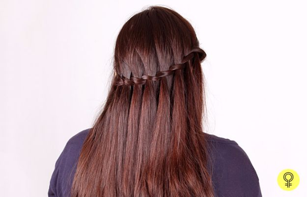 15 Cool Braided Back To School Hairstyles (Part 2)