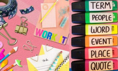 DIY School Supplies - Easy Crafts and DIY Projects for Back to School - Cheap Crafts for Teens and Kids