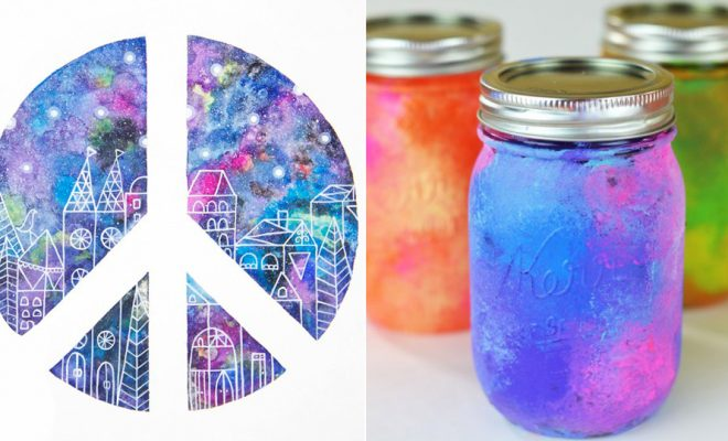 These 33 Diy Galaxy Crafts Are Out Of This World