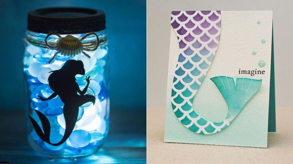 Diy Mermaid Crafts 30 Minute Mermaid Skirt How To Make Room