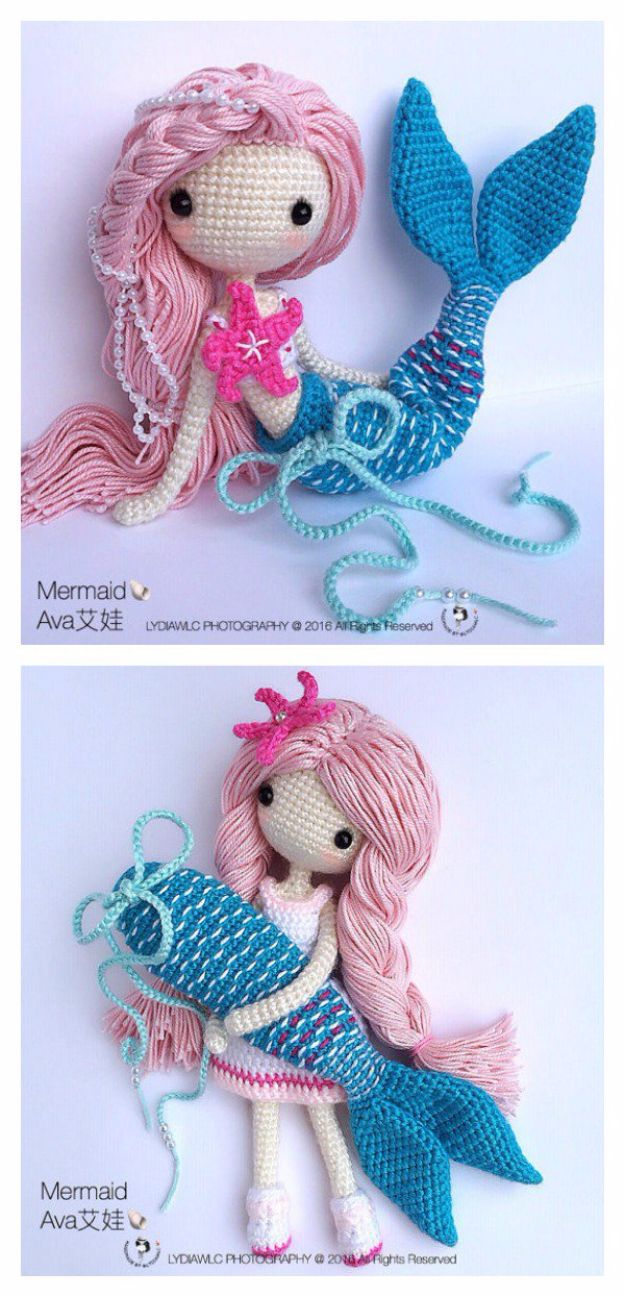 38 Brilliant Diy Mermaid Crafts Diy Projects For Teens