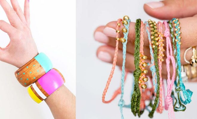 DIY Bracelets With Step by Step Tutorials - Easy Crafts for Teens