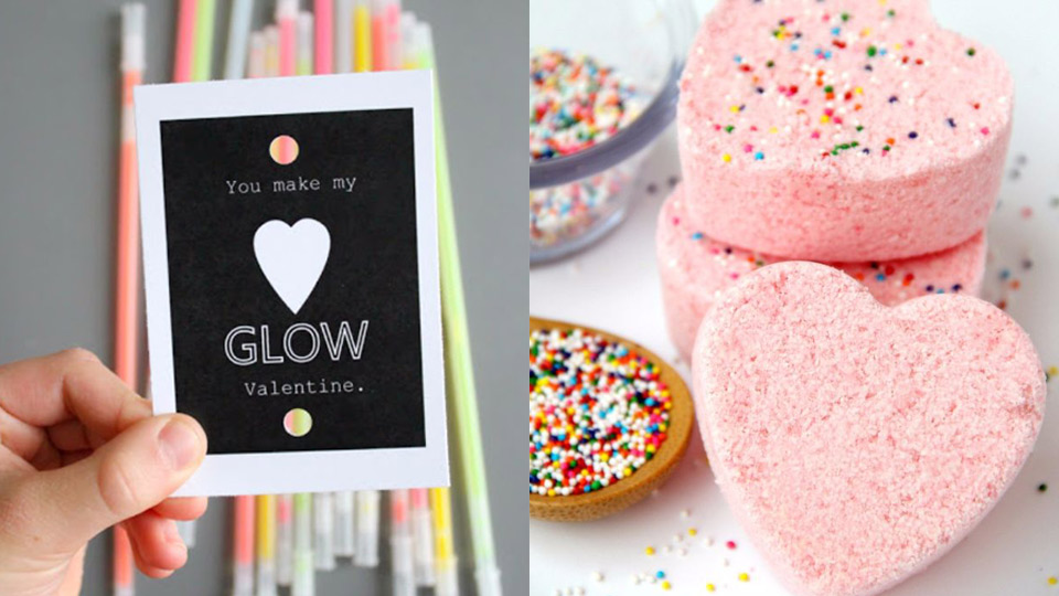 34 Cheap But Cool Valentine\'s Day Gifts - DIY Projects for Teens