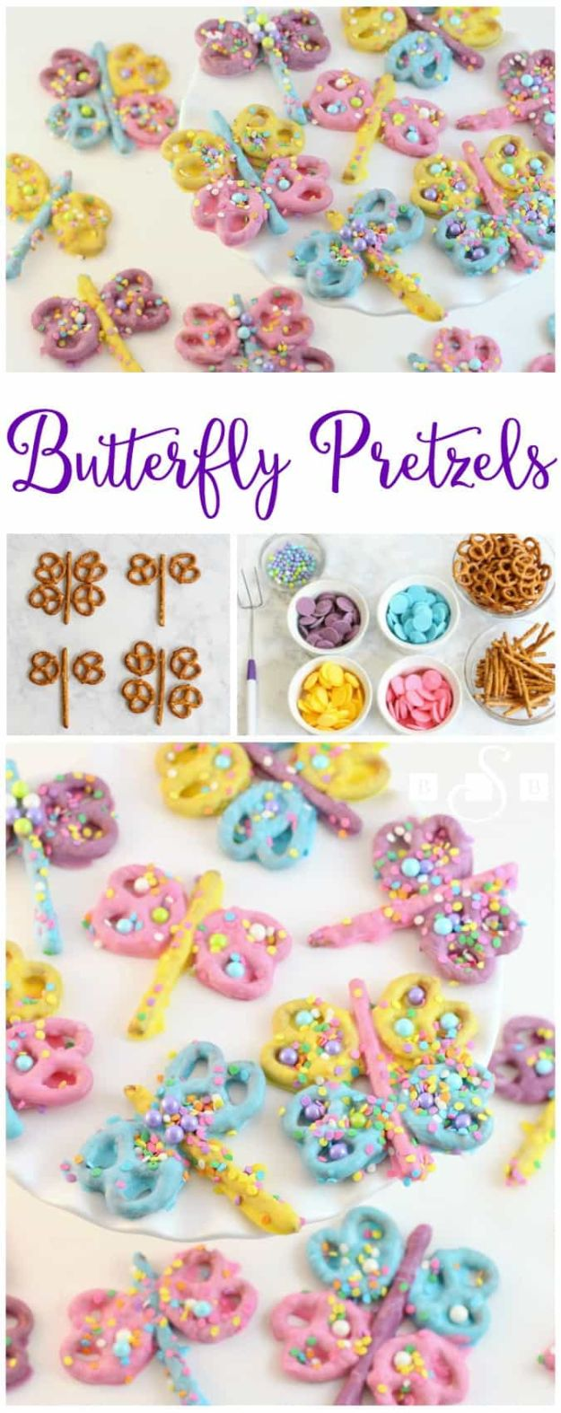 DIY Ideas With Butterflies - Butterfly Pretzels - Cute and Easy DIY Projects for Butterfly Lovers - Wall and Home Decor Projects, Things To Make and Sell on Etsy - Quick Gifts to Make for Friends and Family - Homemade No Sew Projects- Fun Jewelry, Cool Clothes and Accessories http://diyprojectsforteens.com/diy-ideas-butterflies