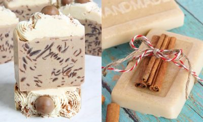 Cool Soaps To Make At Home - Grapefruit Mint Poppyseed Bars - DIY Soap Recipes and Ideas - Best Soap Tutorials for Soap Making Without Lye - Easy Cold Process Melt and Pour Tips for Beginners - Crockpot, Essential Oils, Homemade Natural Soaps and Products - Creative Crafts and DIY for Teens, Kids and Adults http://diyprojectsforteens.com/cool-soaps-to-make