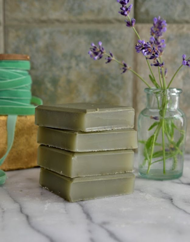 Cool Soaps To Make At Home - Savon de Marseille Soap - DIY Soap Recipes and Ideas - Best Soap Tutorials for Soap Making Without Lye - Easy Cold Process Melt and Pour Tips for Beginners - Crockpot, Essential Oils, Homemade Natural Soaps and Products - Creative Crafts and DIY for Teens, Kids and Adults #soapmaking #diygifts #soap #soaprecipes