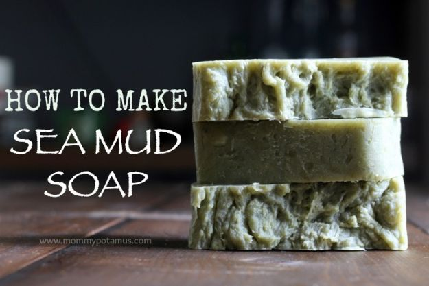 Sea Mud Soap