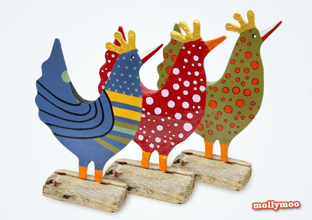 Creative Paper Mache Crafts - Posh Hens New Papier Mache Craft - Easy DIY Ideas for Making Paper Mache Projects - Cool Newspaper and Paper Bag Craft Tips - Recipe for for How To Make Homemade Paper Mashe paste - Halloween Masks and Costume Tutorials - Sculpture, Animals and Ideas for Kids #diyideas #papermache #teencrafts #crafts