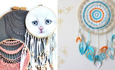 DIY Dream Catchers - How to Make a Dreamcatcher Step by Step Tutorial - Easy Ideas for Dream Catcher for Kids Room - Make a Mobile, Moon Designs, Pattern Ideas, Boho Dreamcatcher With Sticks, Cool Wall Hangings for Teen Rooms - Cheap Home Decor Ideas on A Budget http://diyprojectsforteens.com/diy-dreamcatchers
