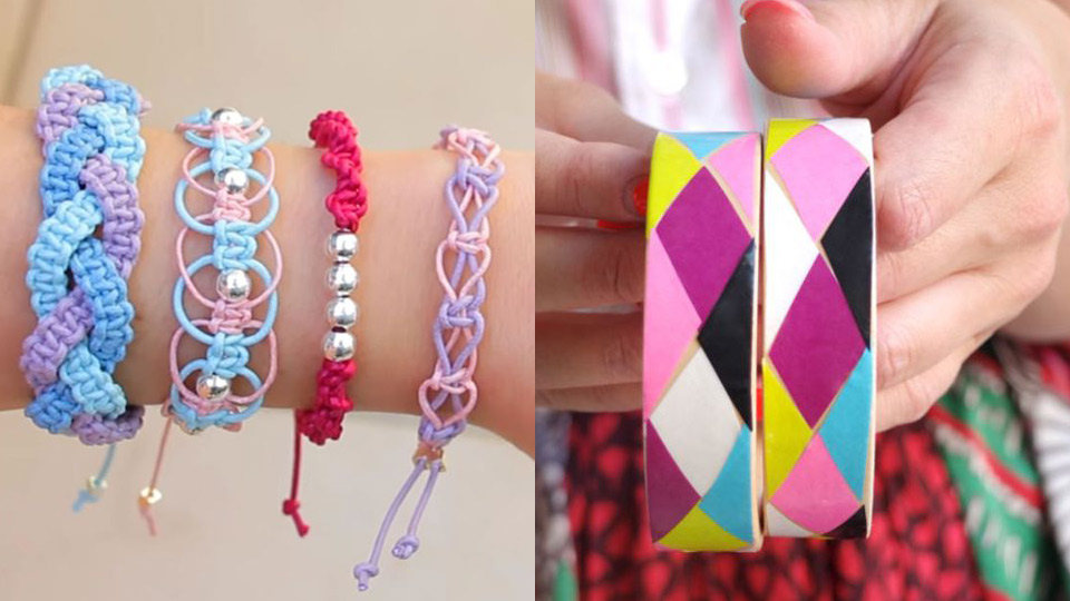 34 Friendship Bracelets That You Will