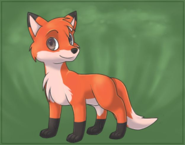 Draw An Easy Fox