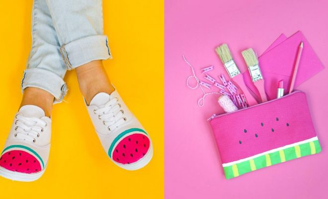 34 Watermelon Crafts That Scream I