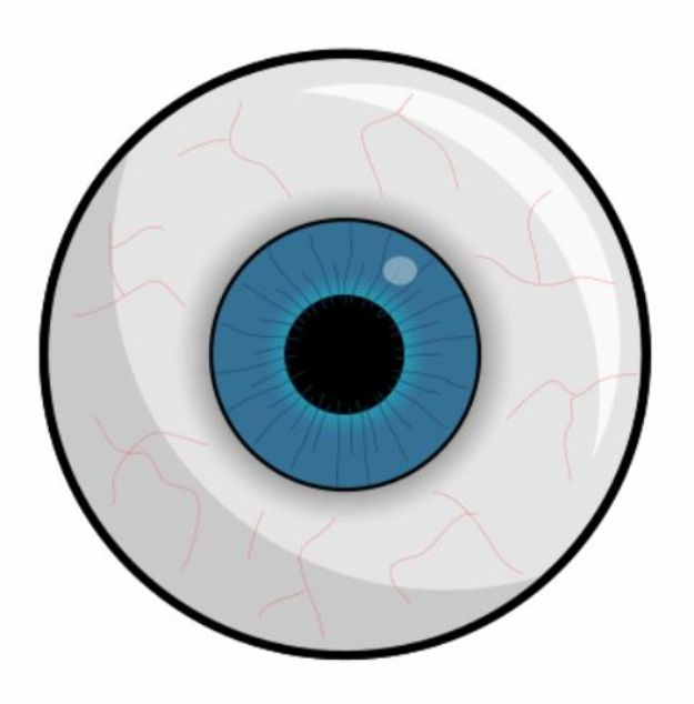 Eye Drawing Tutorials - Draw A Cartoon Eyeball - Eays Ways to Learn How to Draw Eyes - How To Draw A Realistic Eye - Shading Eyes, Coloring Techniques and Step by Step Tutorials for Eye Drawings
