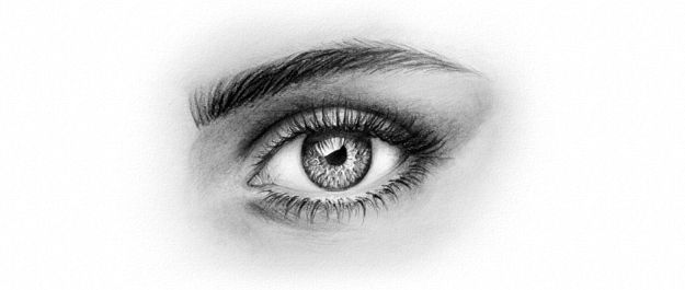Eye Drawing Tutorials - Draw Eyes Without a Reference - Eays Ways to Learn How to Draw Eyes - How To Draw A Realistic Eye - Shading Eyes, Coloring Techniques and Step by Step Tutorials for Eye Drawings