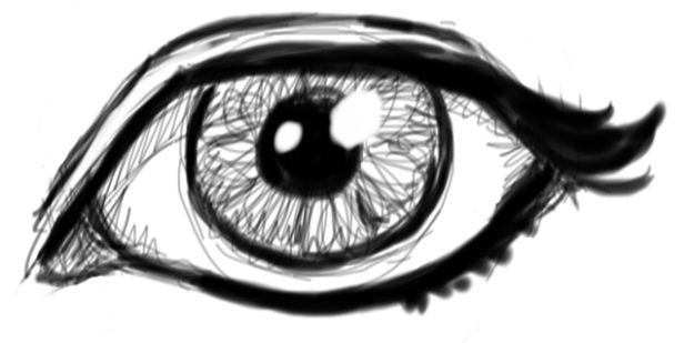 Eye Drawing Tutorials - Draw Realistic Eyes with Easy Step by Step Drawing Lessons - Eays Ways to Learn How to Draw Eyes - How To Draw A Realistic Eye - Shading Eyes, Coloring Techniques and Step by Step Tutorials for Eye Drawings