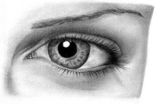 Easy Things to Draw When You Are Bored - Draw Realistic Eyes - Quick and Cool Drawing Lessons for Fun Art - How to Draw Basic Things, Cartoons, Animals, Flowers, People