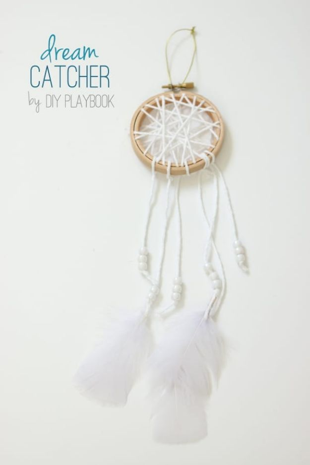 Easy Crafts for Teen Girls | DIY Dreamcatcher l Fun Craft and DIY Ideas for Teenagers and Tween Girl | Room Decor and Gifts